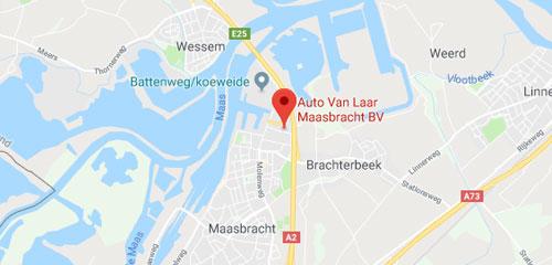 Auto van Laar - Contact
